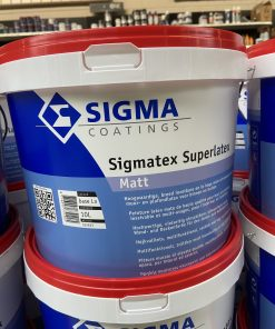 Sigma Sigmatex Superlatex LN