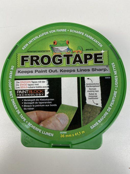 Frogtape groen