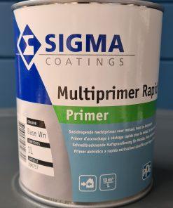 Sigma Multiprimer Rapid