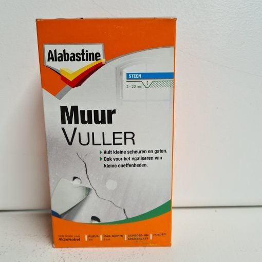 Alabastine muurvuller pak